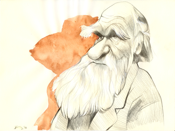 Charles Darwin small for web