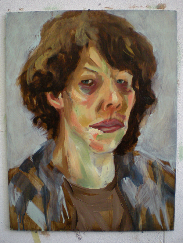 Self-Portrait 3-03-2011