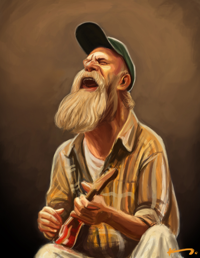 Seasick steve by Klaas Op De Beck small for web use