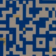 QR-Klaas-Op-De-Beéck-tape-on-canvas-smallfeatured